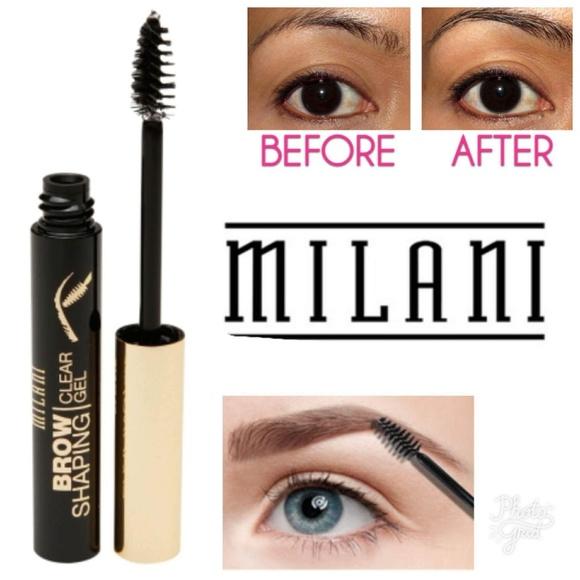 milani brow shaping clear gel